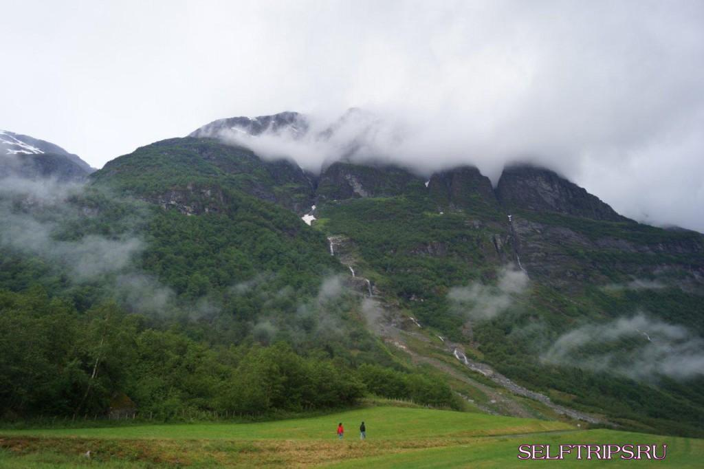 Большое северное путешествие!!: День 19, Норвегия нравится нам все больше и больше, очарованы…