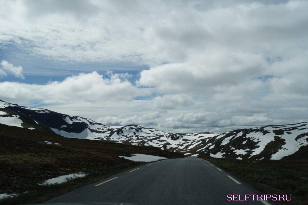 Большое северное путешествие!!: День 21, Горная дорога и отдых в очень красивом кемпе!
