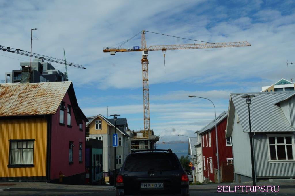 Рейкьявик. Исландия.