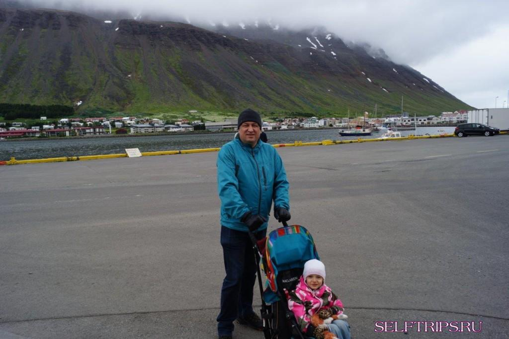Большое северное путешествие!!: День 29, Isafjord, Исландия