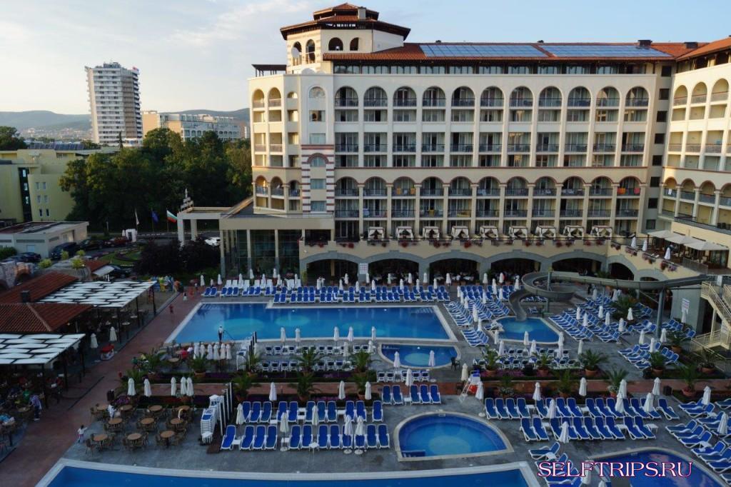 Болгария, Солнечный Берег - наш небольшой обзор :)