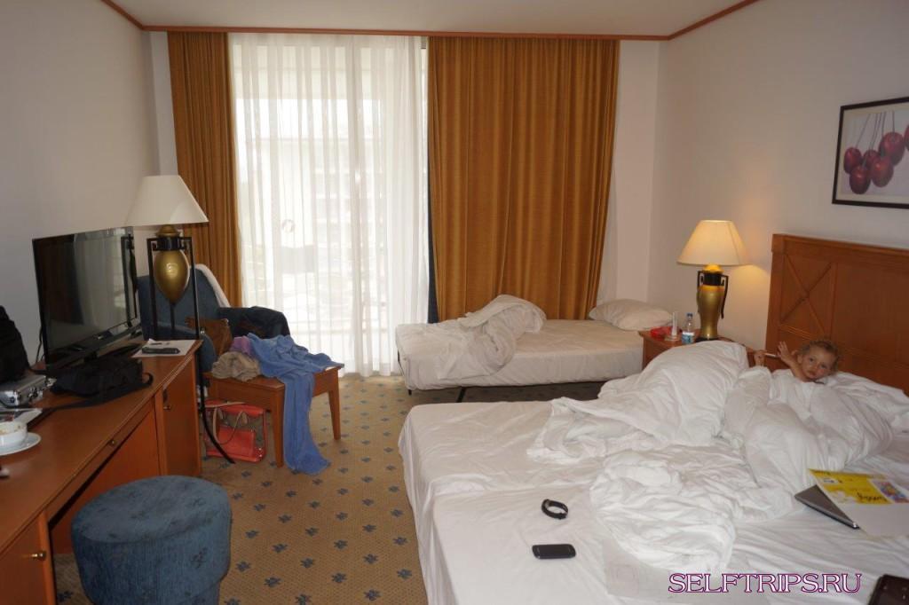 Турция, Кемер/Гёйнюк. Kilikiya Palace Hotel 5*. Отзыв