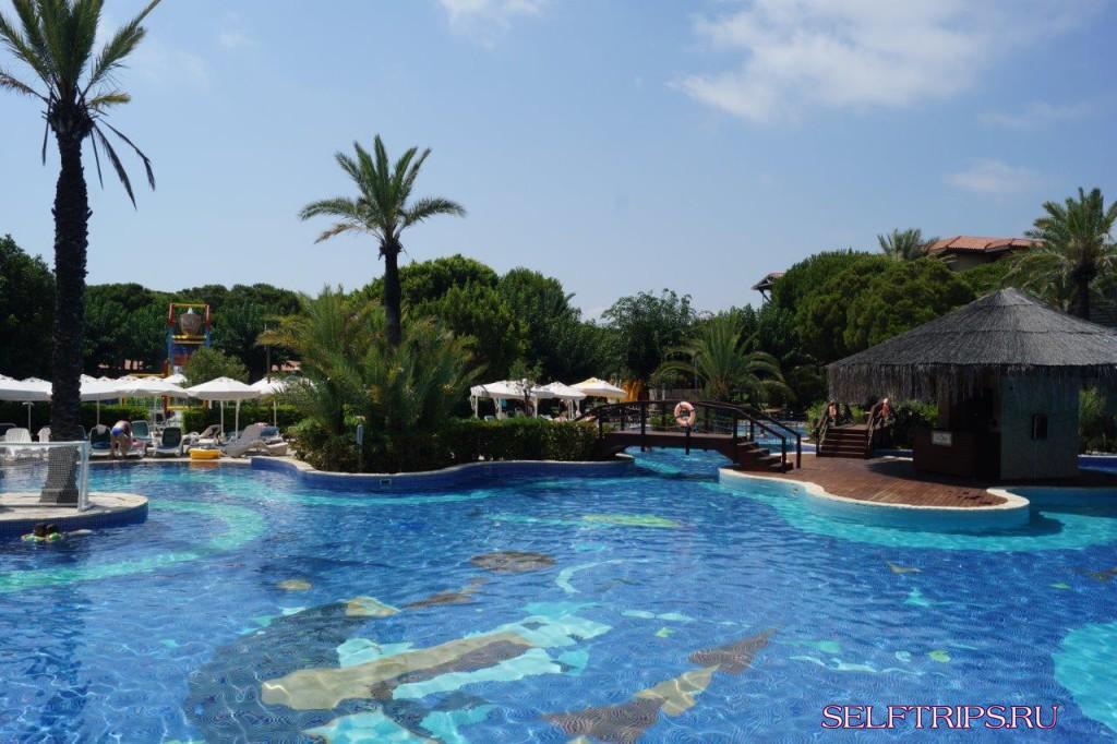 Турция, Белек. Gloria Golf Resort 5*. Отзыв