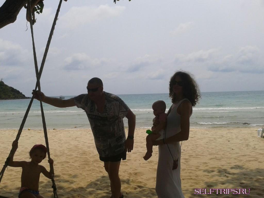 Немного об острове Ко Самет (Koh Samet). Наш отзыв.