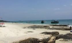 Пляж с белым песком Sai Keaw
