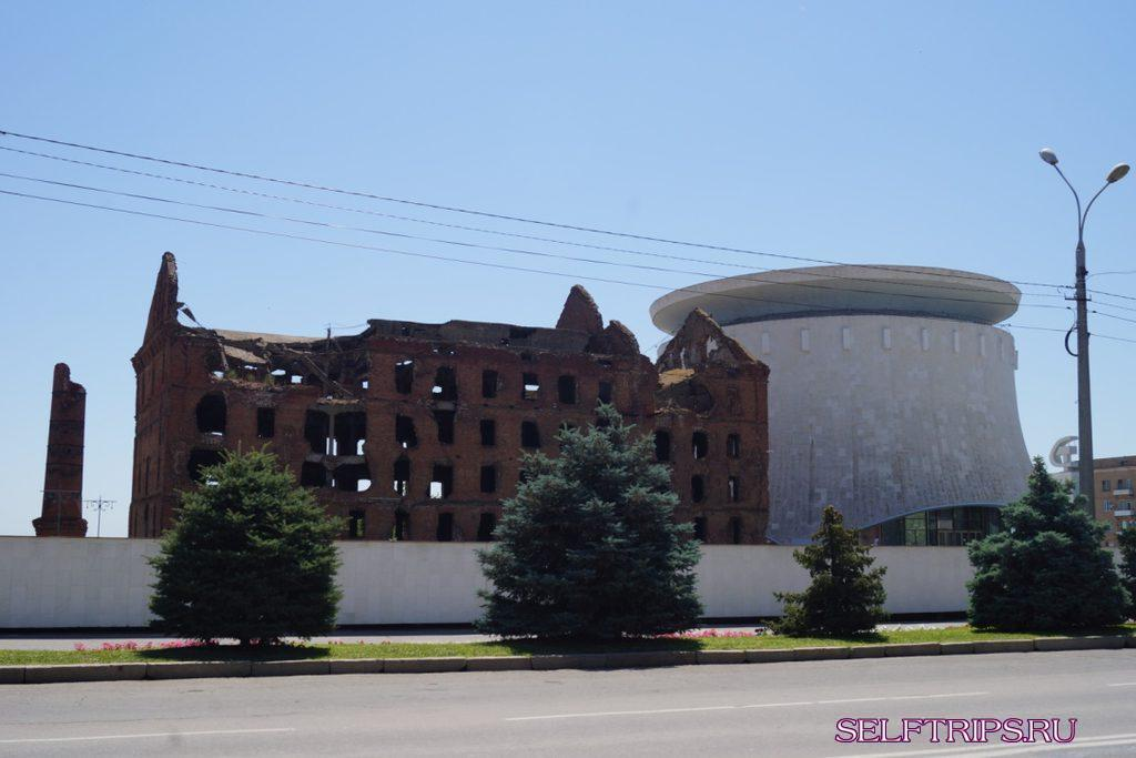 "Museum-panorama ""battle of Stalingrad"""