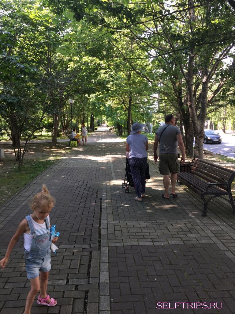 День 14: Знакомство с городом Сочи! В Европу на машине-2
