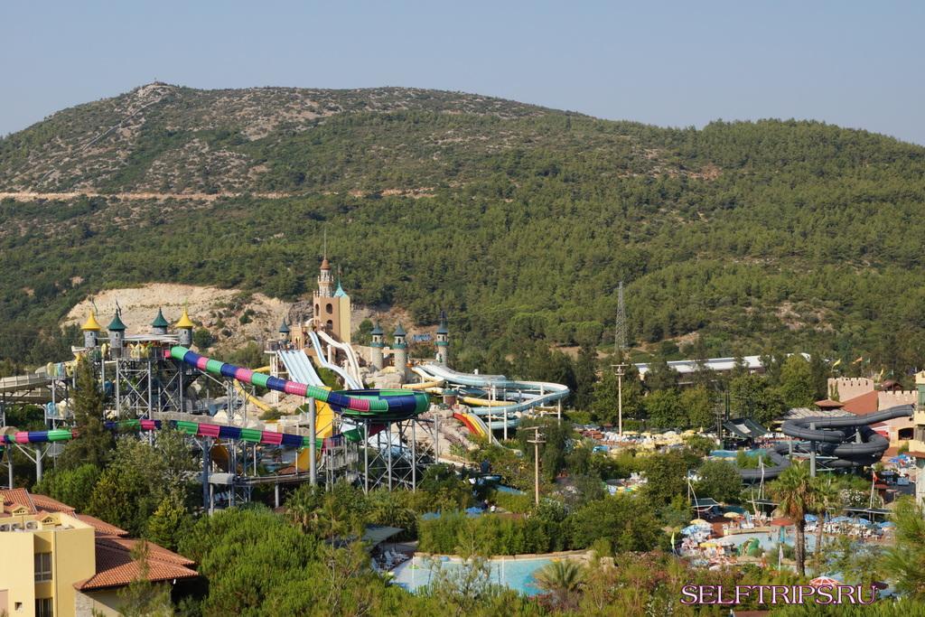 День 29: Геотермальные источники Памуккале и древний город Эфес! В Европу на машине-2