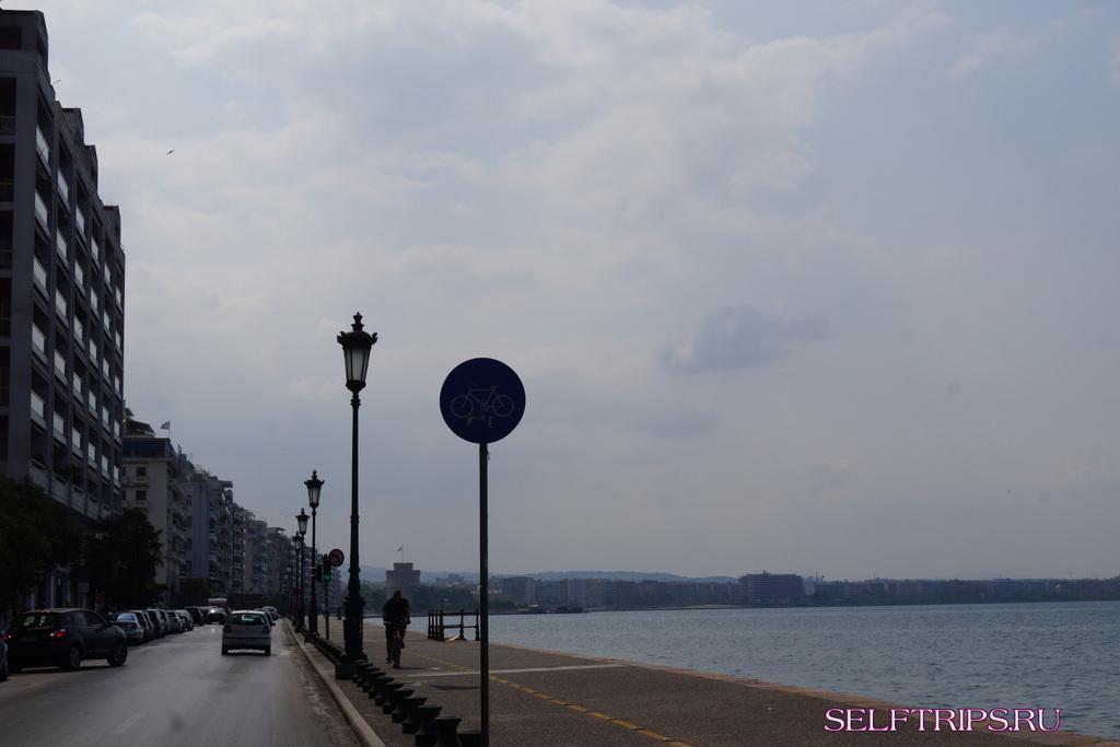 День 33: Теплое море и теплые шубы Греции) В Европу на машине-2