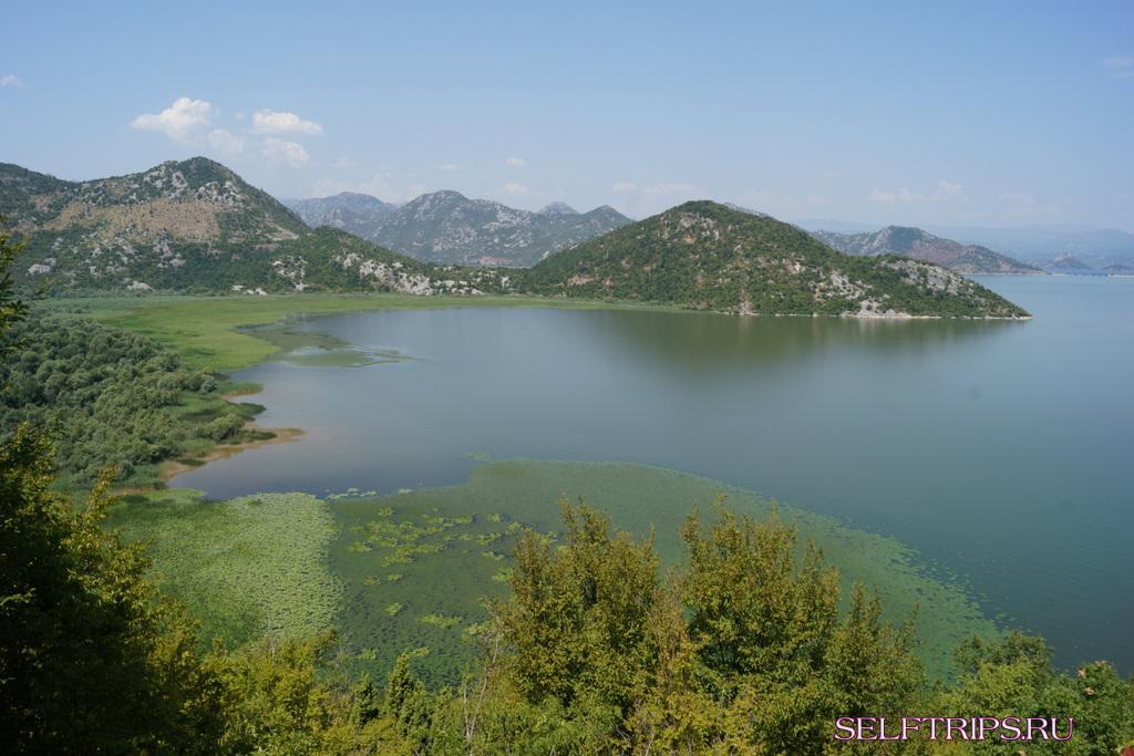 Добра Вода - Бар - Годинье (Скадарское Озеро) - Петровац - Будва - Тиват