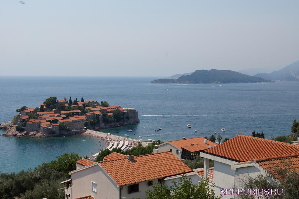 День 38: Города-курорты Черногории Будва, Бар, Петровац, Тиват. В Европу на машине-2