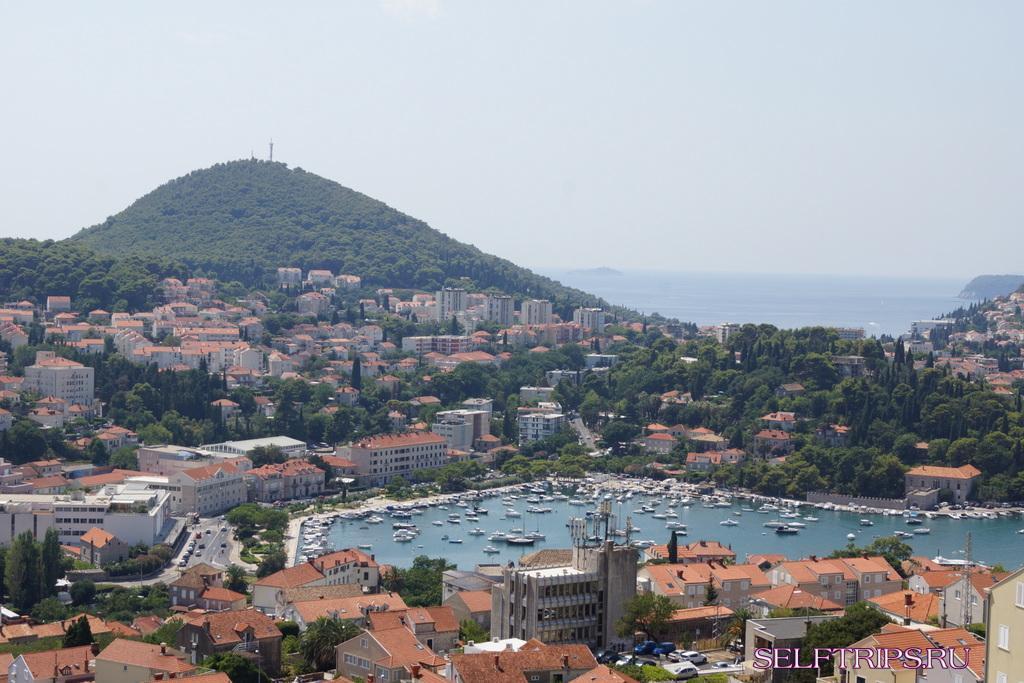 День 39: Хорватия - это что-то!! Дубровник и ocean view road! В Европу на машине-2
