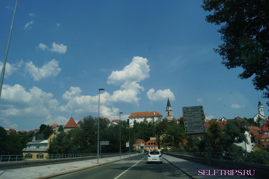 День 42: Словения - зеленая страна! В Европу на машине-2