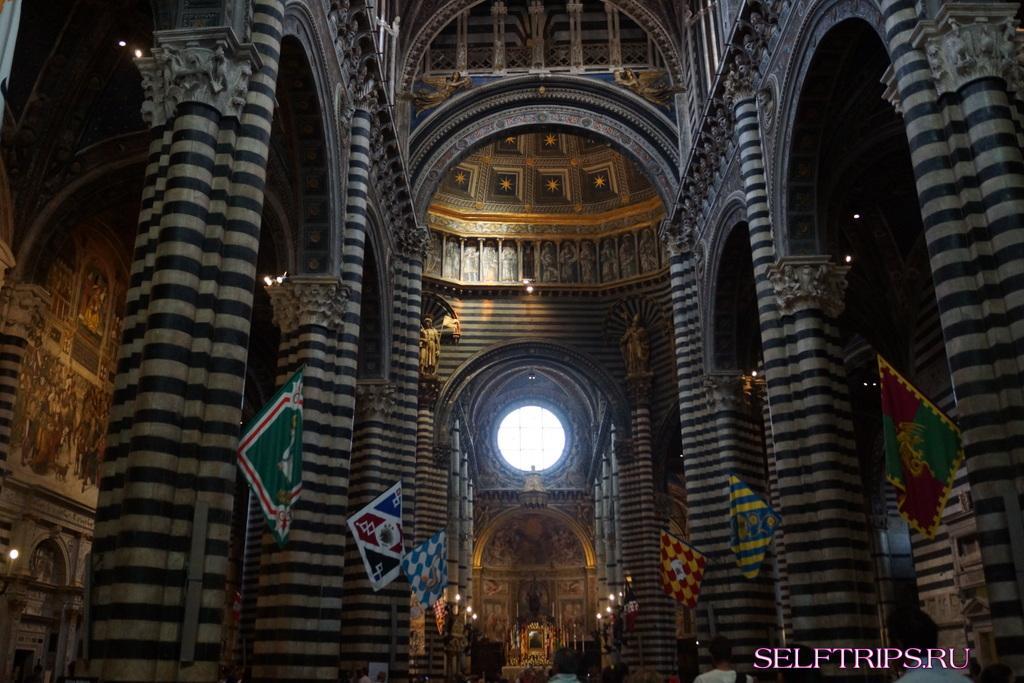День 46: Сиена, Флоренция - красивые и вкусные города Италии. В Европу на машине-2!