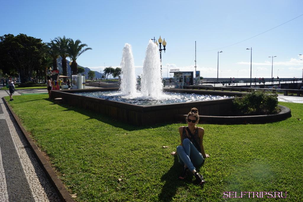 День 6: Остров Фуншал (Мадейра, Португалия) Восточное США и Карибы!