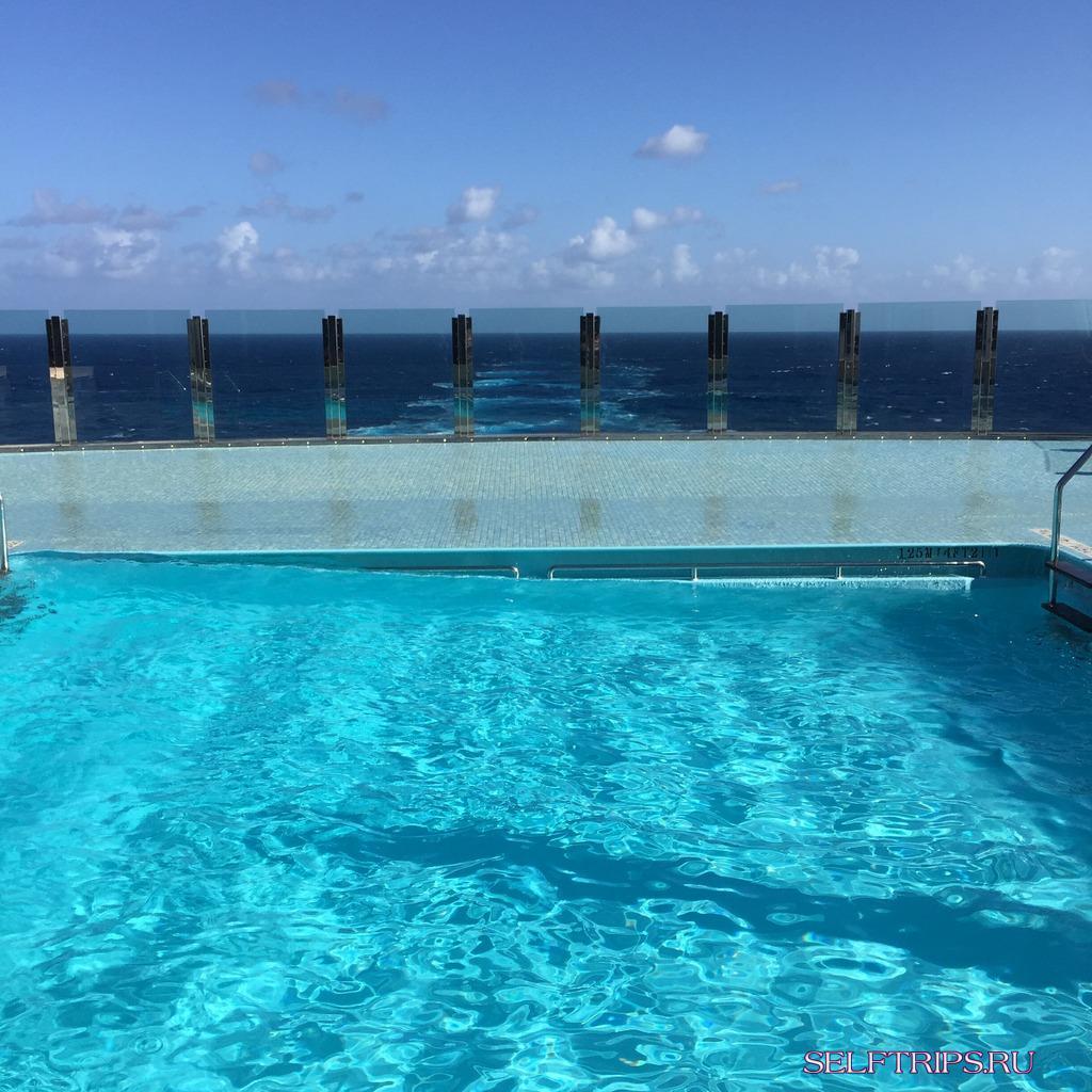 День 7-11: В море! Восточные США и Карибы!