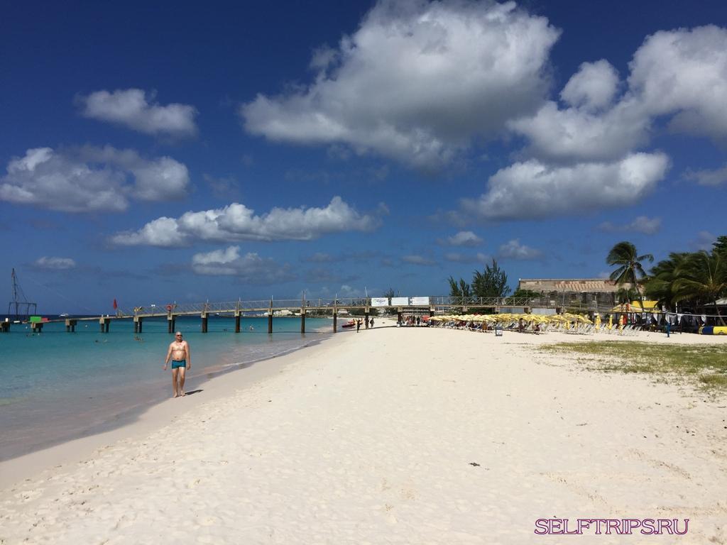 День 12: Барбадос, Карибы! Восточное США и Карибы!