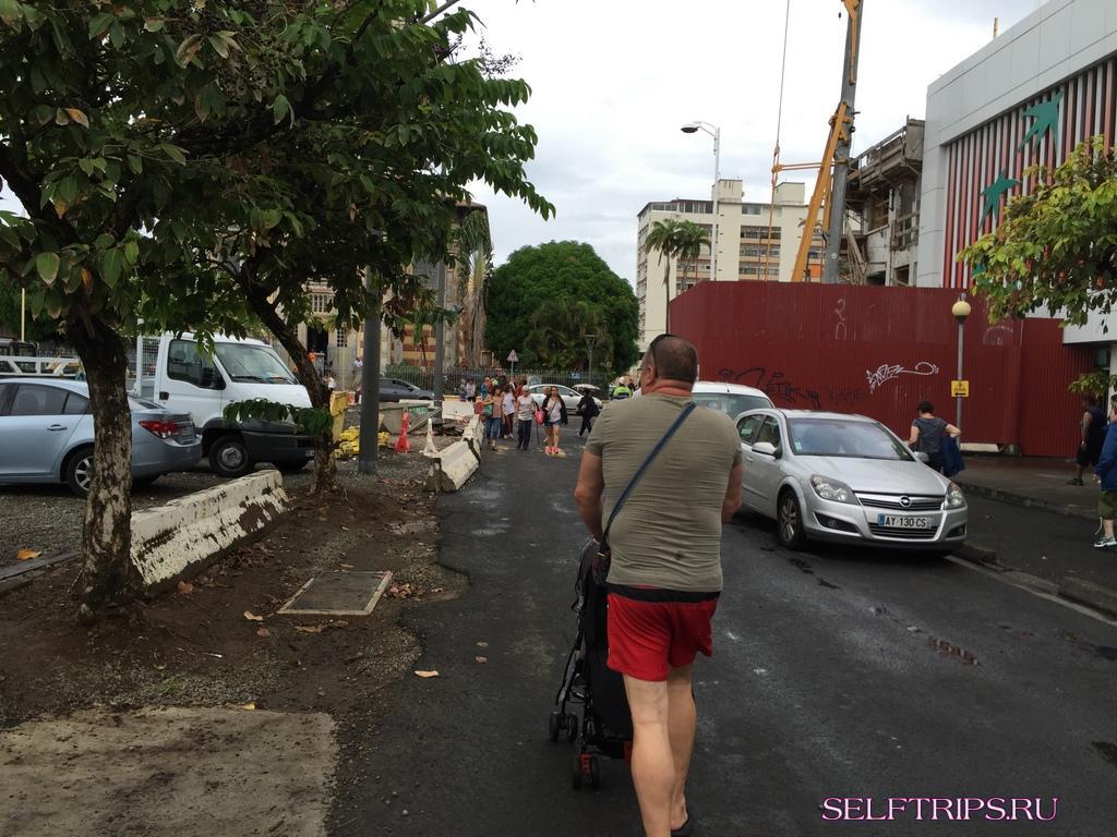 День 13: Мартиника — французские удаленные территории, Карибы Восточное США и Карибы!