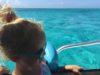 Остров Большой Кайман  - вода цвета аквамарин.
