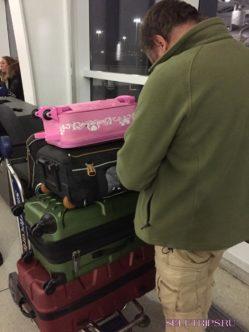 Аэропорт JFK.