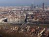 Барселона, Испания — Лион, Франция - Женева, Швейцария — Тонон-ле-Бен, Франция.