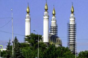 Mosque Ar-Rahim
