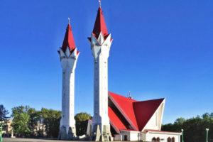 Mosque Lala-Tulip