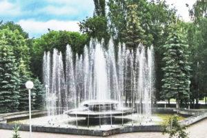 Garden of Alexander Matrosov