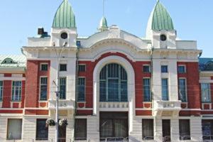 Museum of local lore of Novosibirsk