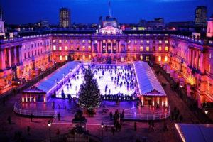 Ice rink London