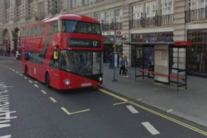 Red Lonod bus