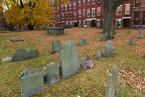 Copps Hill Burying Ground