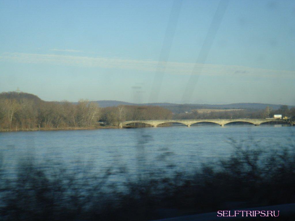 Susquehanna and Juniata rivers