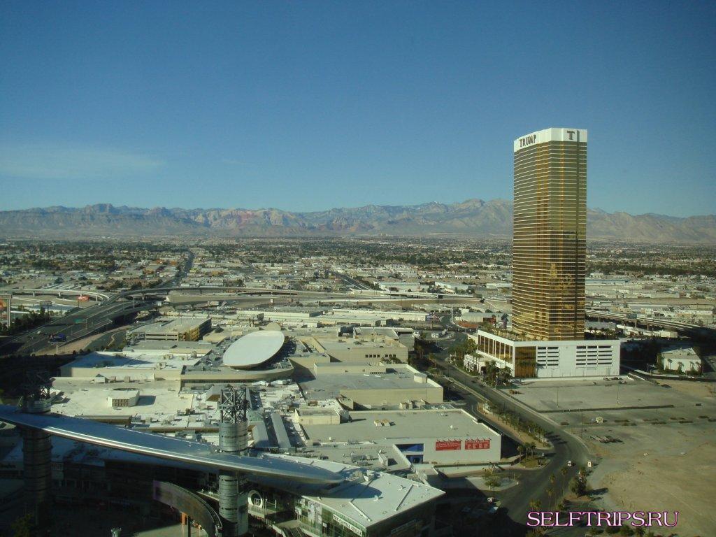 Аэропорты Лас-Вегаса.