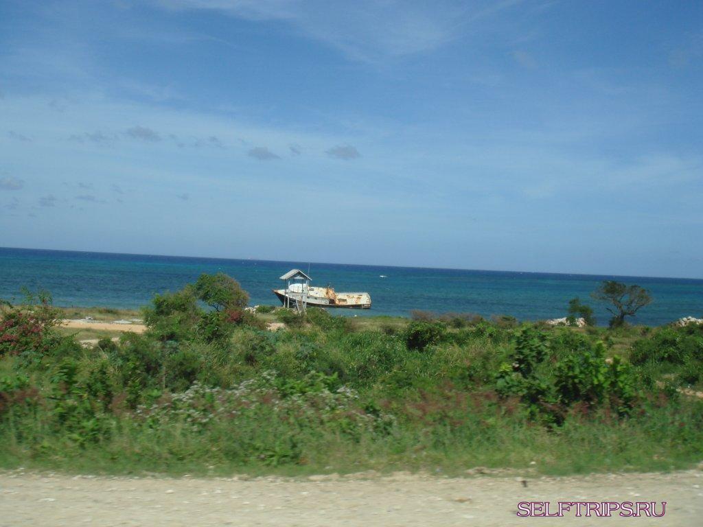 Остров Ямайка.