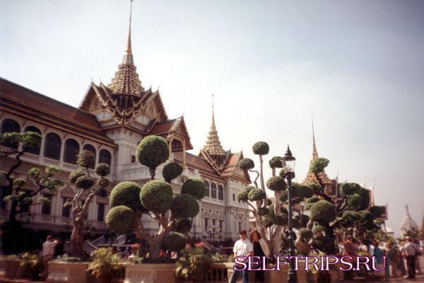Достопримечательности Бангкока.