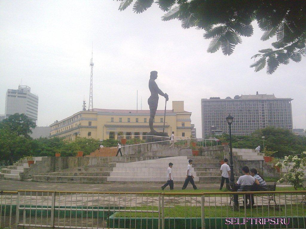 Angeles - Манила - Tagaytay.