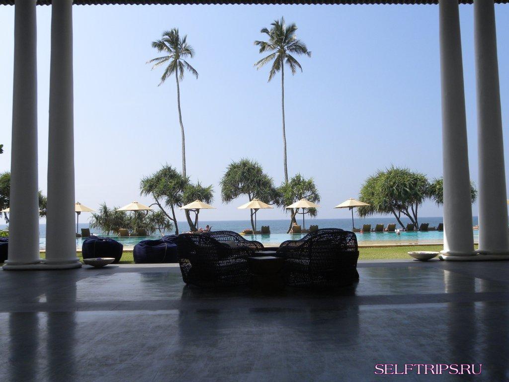 Юг Шри-Ланка.