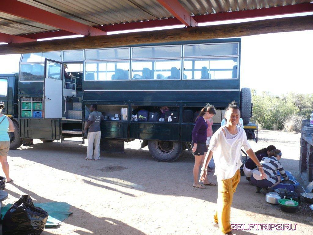 Бетани, Konkiep Lapa Rest Camp.