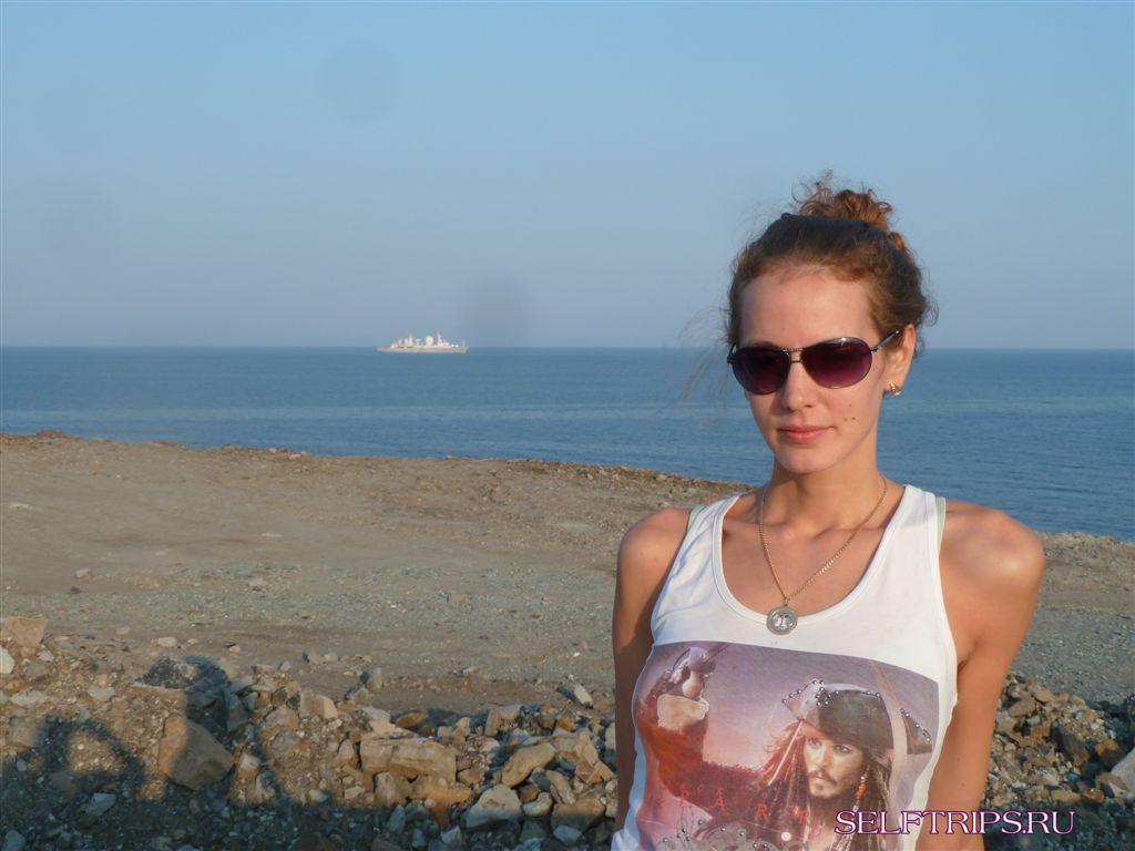 Остров Русский