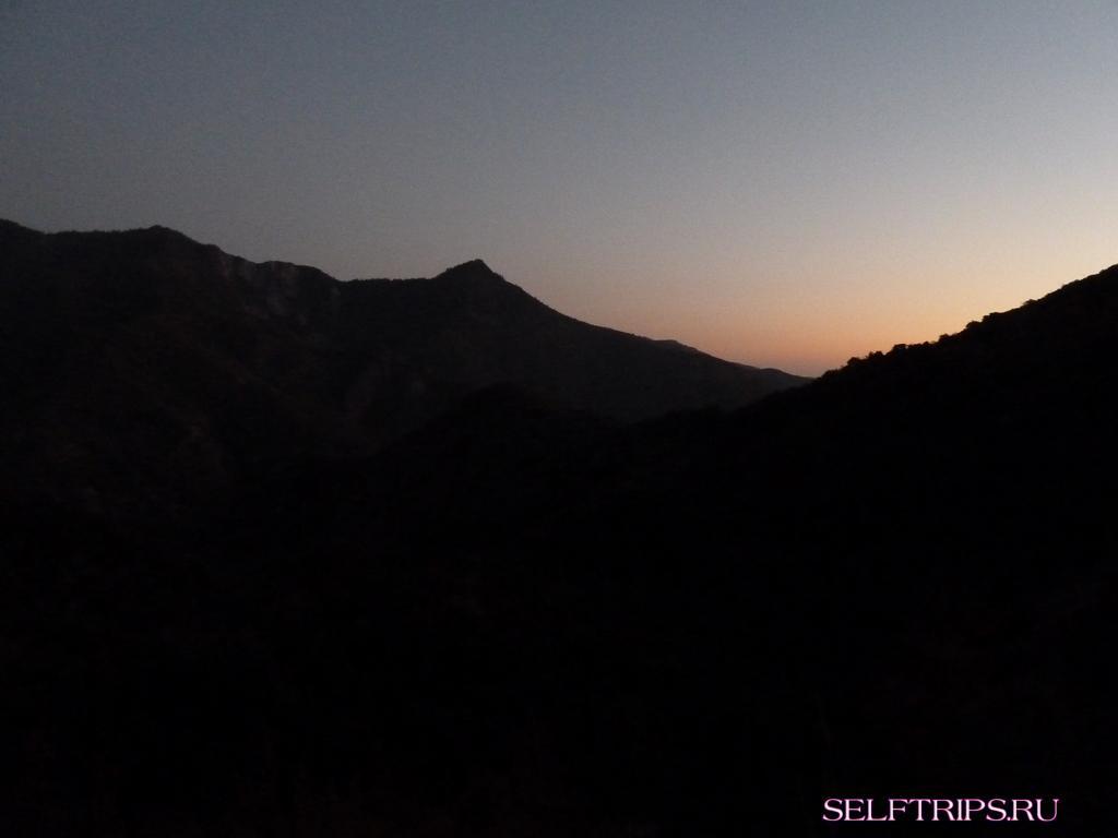 """Национальный парк """"Секвойя"""""""