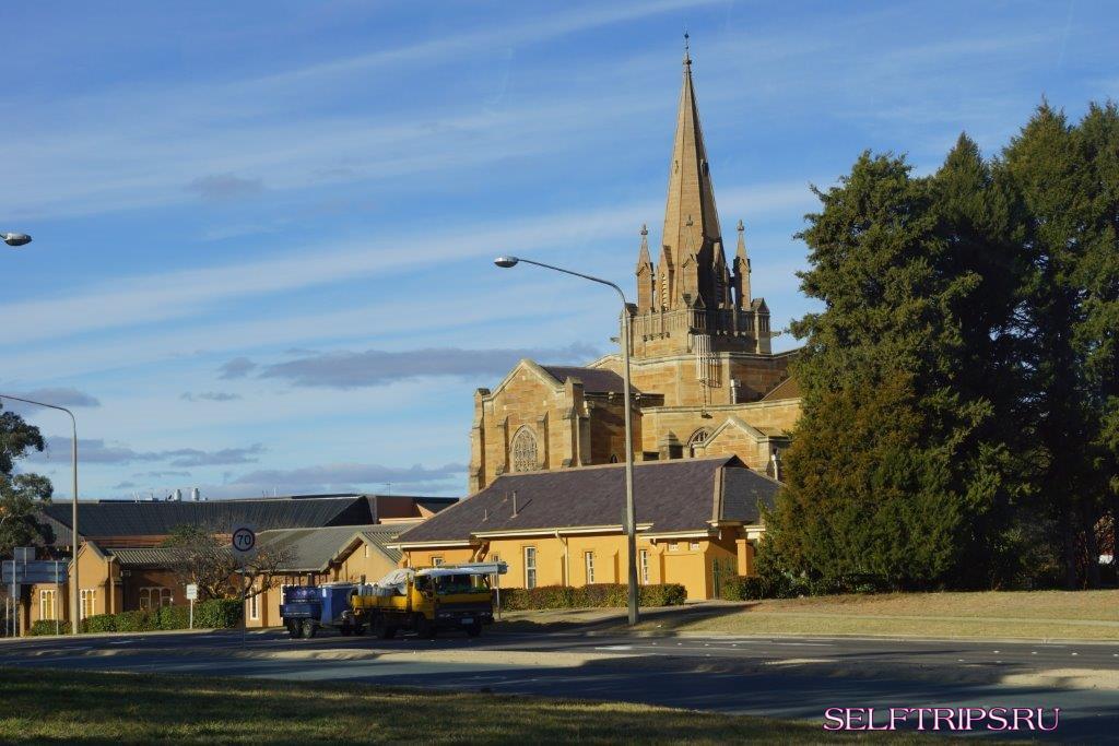 Путешествие на кемпере по Австралии