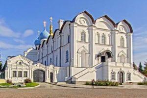 Cathedral of the Kazan Kremlin