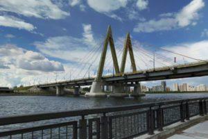 Millennium Bridge Kazan
