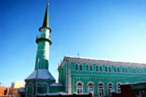 Sultanovskaya mosque