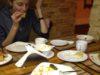 Dinner on the Bauman street