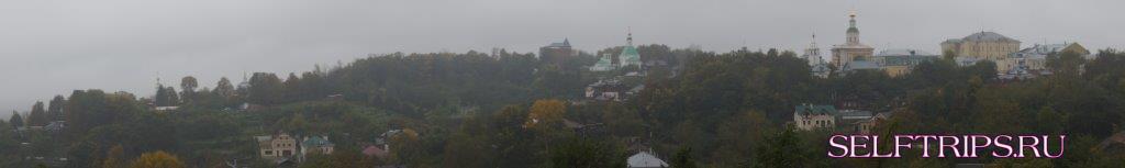 Panorama Of Vladimir