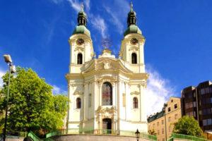 Church Mary Magdalene