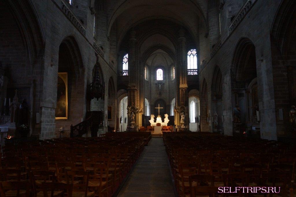 Столица южной Бретани город Ванн