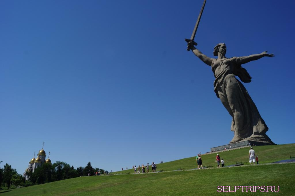 Древние памятники волгограда